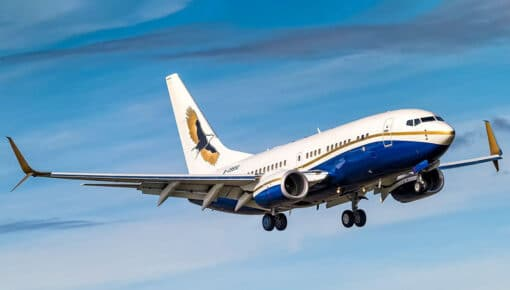 2016 BBJ 737-700