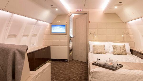 2016 BOEING BUSINESS JET 737-700 S/N 61040 interior