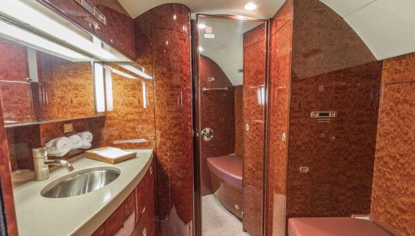 2006 GULFSTREAM G450 S/N 4049 interior
