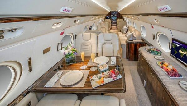 2006 GULFSTREAM G500/5000 S/N 5136 interior