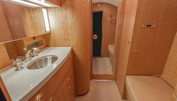 2004/2005 GULFSTREAM G550 S/N 5048 interior