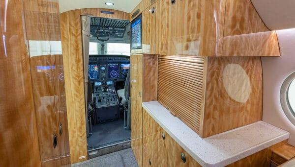 2006 GULFSTREAM G150 S/N 202 interior