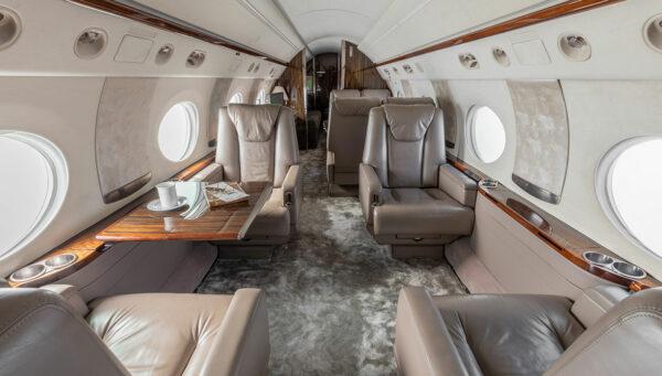 2005 GULFSTREAM G550 S/N 5070 interior