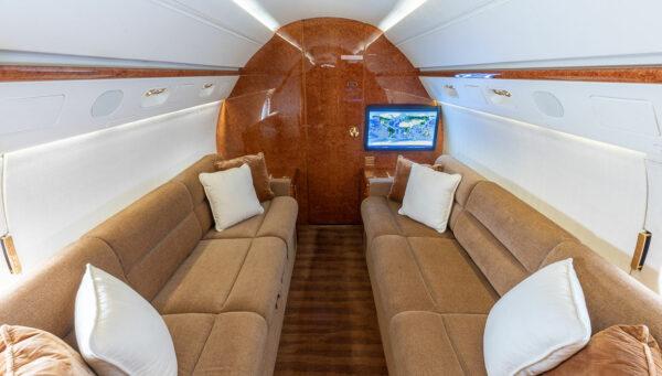 1998 GULFSTREAM G-IVSP S/N 1342 interior