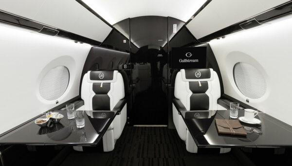 2019 GULFSTREAM G650ER S/N 6371 interior