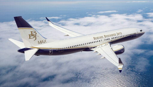 BOEING BBJ MAX 8 For Sale