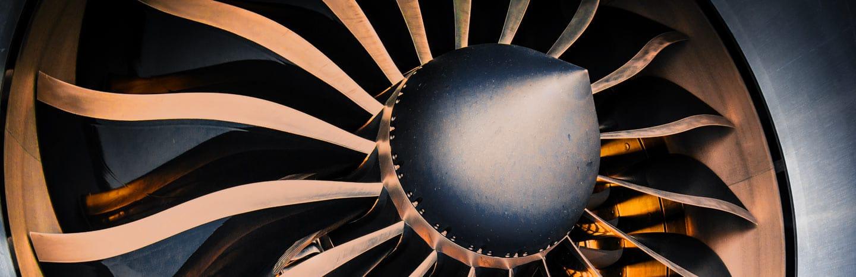 turbo fan detail