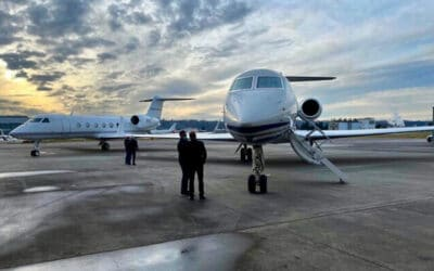 Avjet Global Closes on Beautifully Appointed G550