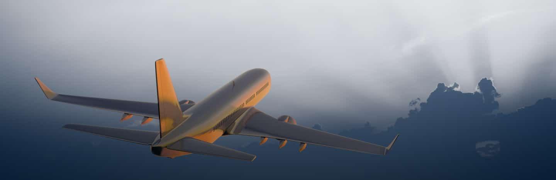 bbj in flight