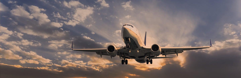 bbj at takeoff