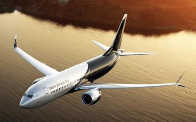 Avjet Global Sales Delivers Brand New 2021 BBJ Max 8