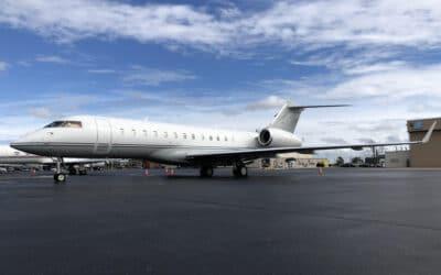 Avjet Closes on Global 6000