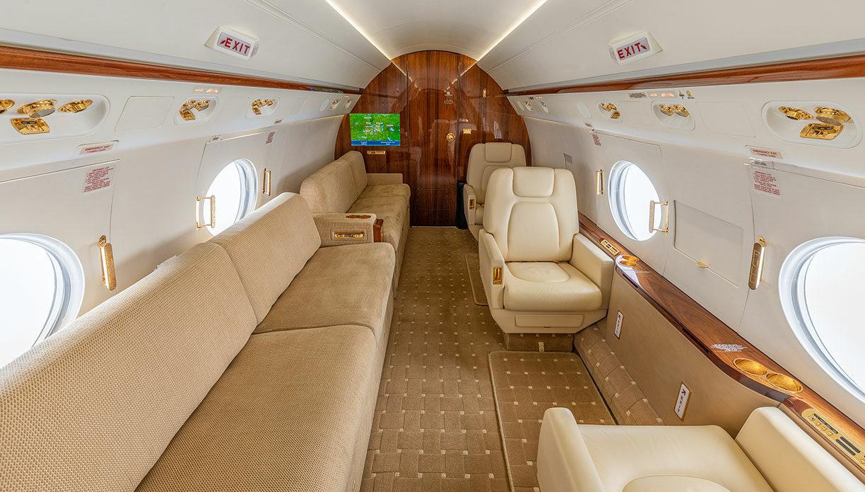 2011 GULFSTREAM G550 For Sale