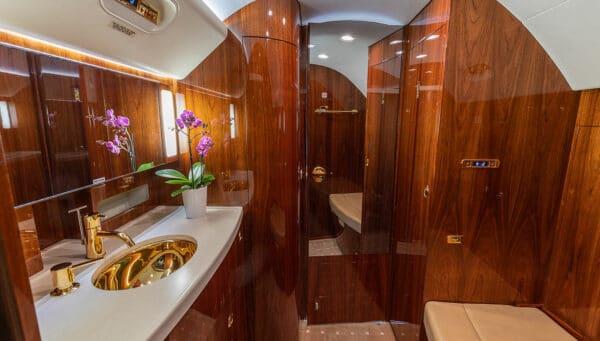 2011 Gulfstream G550, SN 5311